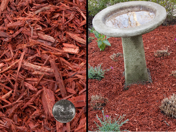 Eco-Mulch Red
